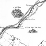Mappa di Pieve di Cento